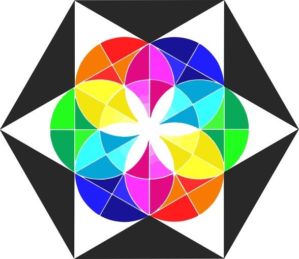 KAM colorpalet