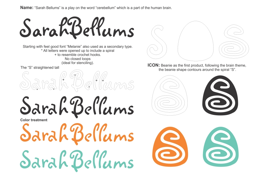 Sarah Bellums LOGO