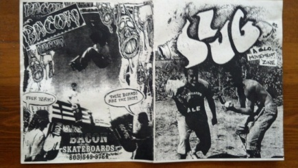 SLUG A SLO Movement Zine