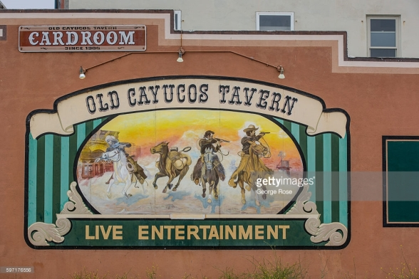 OLD CAYUCOS TAVERN