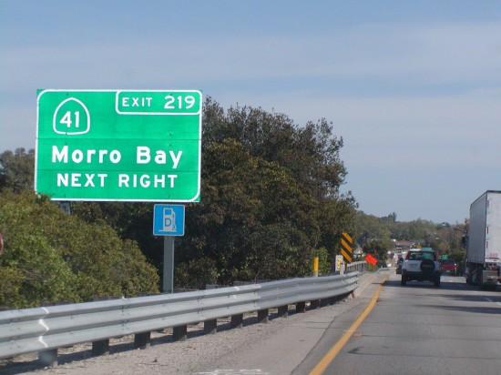 Morro Bay HWY 1